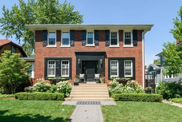 929 Linden Avenue, Oak Park, IL 60302 (MLS #10770086) :: Property Consultants Realty