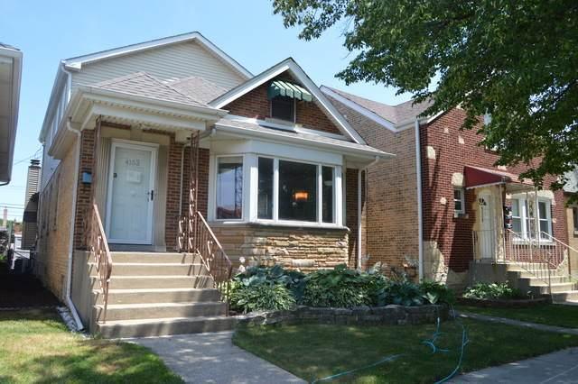 4153 N Austin Avenue, Chicago, IL 60634 (MLS #10770104) :: John Lyons Real Estate
