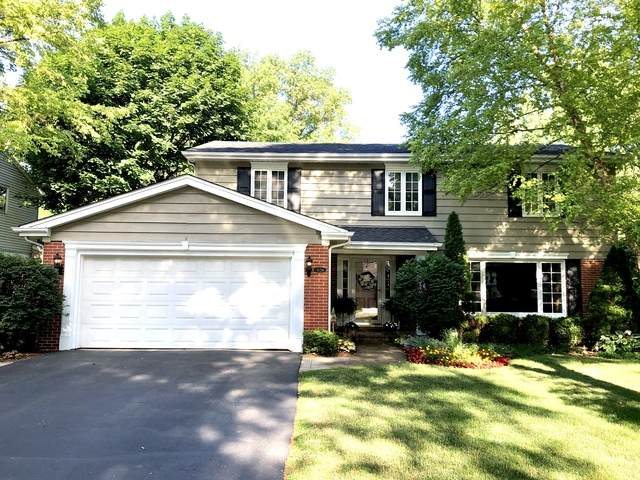 1136 N Derbyshire Drive, Arlington Heights, IL 60004 (MLS #10770119) :: Ryan Dallas Real Estate