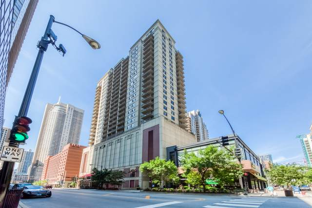 630 N State Street #1706, Chicago, IL 60654 (MLS #10770150) :: Suburban Life Realty