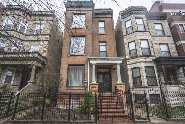 3742 N Fremont Street, Chicago, IL 60613 (MLS #10770174) :: Touchstone Group