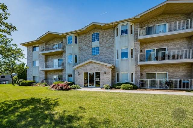 725 N 5th Avenue #203, Addison, IL 60101 (MLS #10770252) :: Touchstone Group