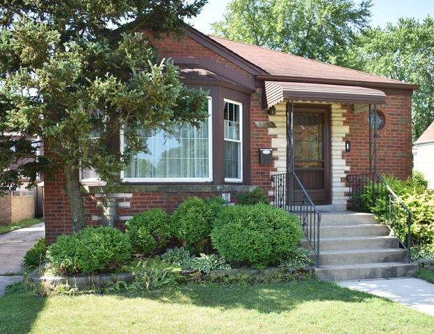 3605 W 103rd Street, Chicago, IL 60655 (MLS #10770294) :: Property Consultants Realty