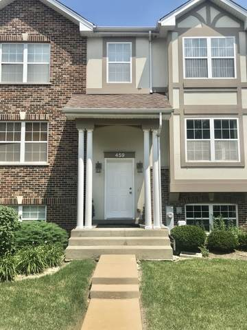459 George Street #459, Wood Dale, IL 60191 (MLS #10770349) :: Lewke Partners