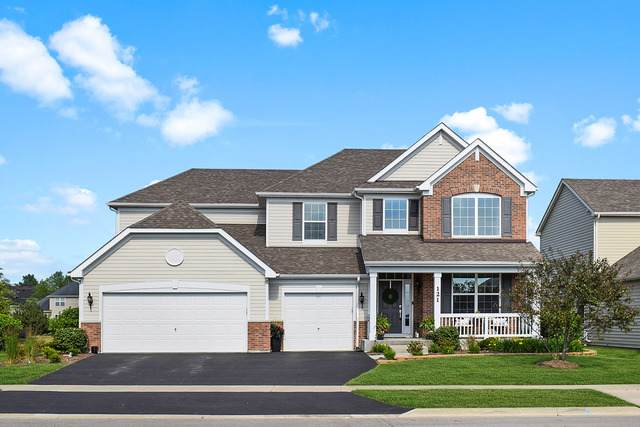 121 Abbott Court, Bartlett, IL 60103 (MLS #10770369) :: The Wexler Group at Keller Williams Preferred Realty