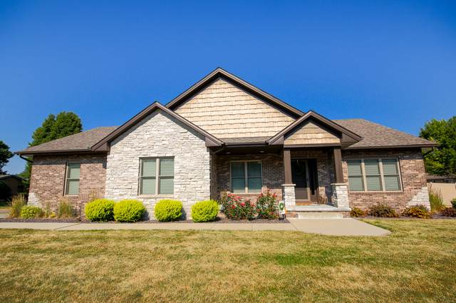 101 N Hilton Drive, HEYWORTH, IL 61745 (MLS #10770395) :: Ryan Dallas Real Estate