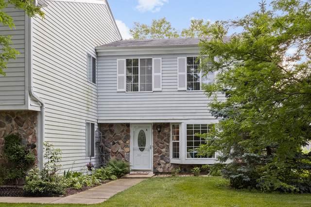 134 S Prospect Avenue A, Bartlett, IL 60103 (MLS #10770527) :: Angela Walker Homes Real Estate Group
