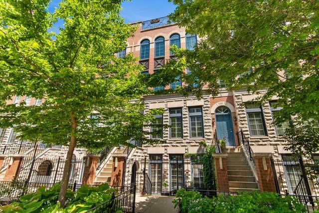 360 W Huron Street A, Chicago, IL 60654 (MLS #10770529) :: Littlefield Group