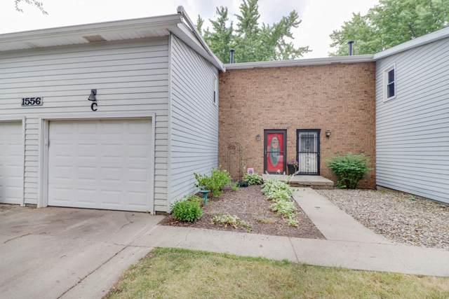 1556 Hunt Drive C, Normal, IL 61761 (MLS #10770539) :: Lewke Partners