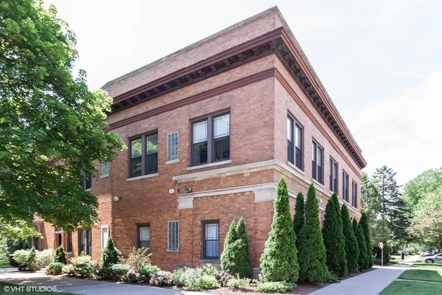 5962 N East Circle Avenue #8, Chicago, IL 60631 (MLS #10770573) :: John Lyons Real Estate