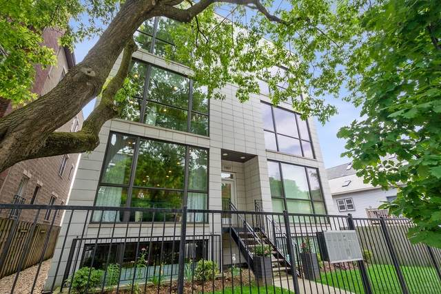 1907 W Armitage Avenue 1E, Chicago, IL 60622 (MLS #10770585) :: The Mattz Mega Group
