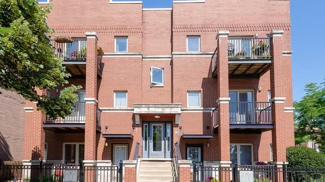 1244 S Blue Island Avenue #102, Chicago, IL 60608 (MLS #10770592) :: Ryan Dallas Real Estate