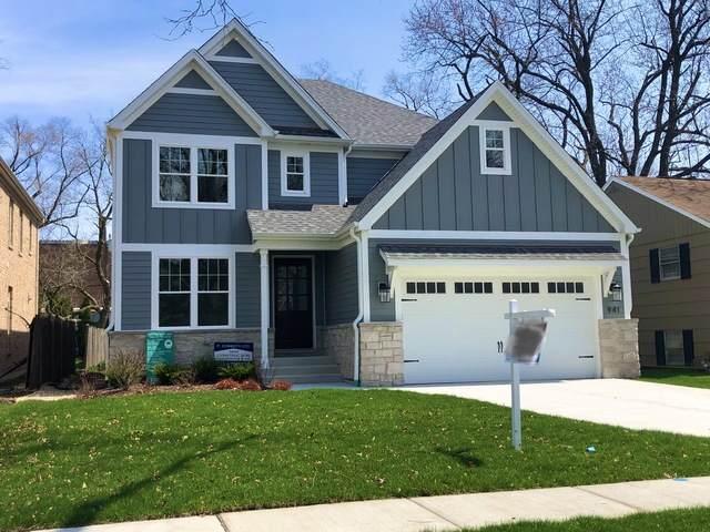 941 S Kirk Avenue, Elmhurst, IL 60126 (MLS #10770620) :: Ryan Dallas Real Estate