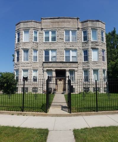 6345 S Greenwood Avenue #3, Chicago, IL 60637 (MLS #10770706) :: The Dena Furlow Team - Keller Williams Realty