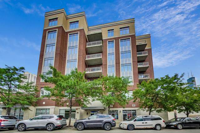 657 W Fulton Street #602, Chicago, IL 60661 (MLS #10770763) :: Ryan Dallas Real Estate