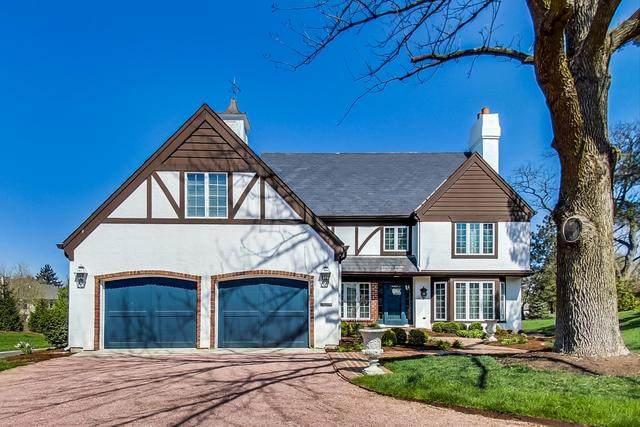 801 Burr Ridge Club, Burr Ridge, IL 60527 (MLS #10770811) :: Knott's Real Estate Team
