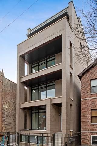 456 N May Street #2, Chicago, IL 60642 (MLS #10770827) :: John Lyons Real Estate