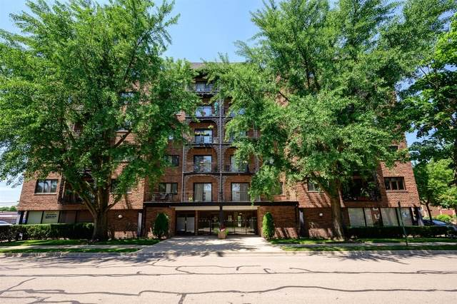 434 Clinton Place #404, River Forest, IL 60305 (MLS #10770867) :: John Lyons Real Estate