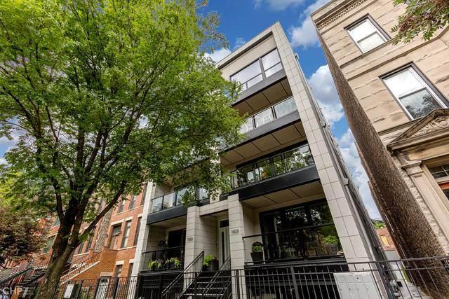 1033 S Racine Avenue 1S, Chicago, IL 60607 (MLS #10770934) :: Ryan Dallas Real Estate