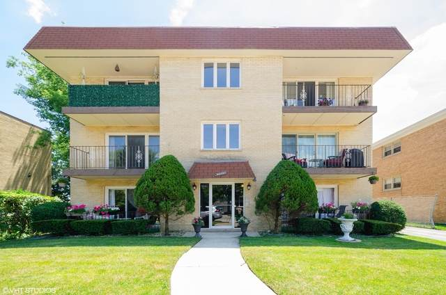 6111 W Leland Avenue #101, Chicago, IL 60630 (MLS #10770940) :: John Lyons Real Estate
