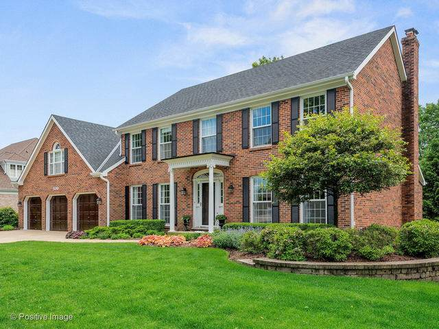 500 60th Place, Burr Ridge, IL 60527 (MLS #10770972) :: Knott's Real Estate Team