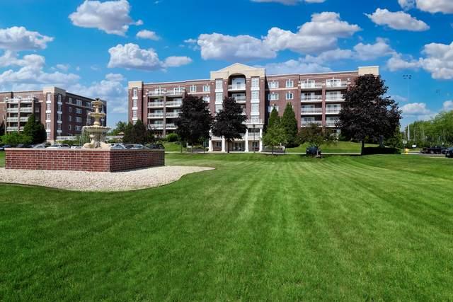 7081 W Touhy Avenue #304, Niles, IL 60714 (MLS #10770979) :: Helen Oliveri Real Estate