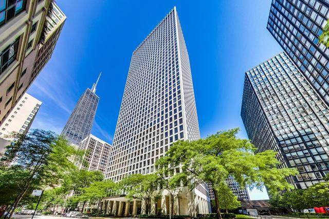 260 E Chestnut Street #2007, Chicago, IL 60611 (MLS #10770995) :: Property Consultants Realty