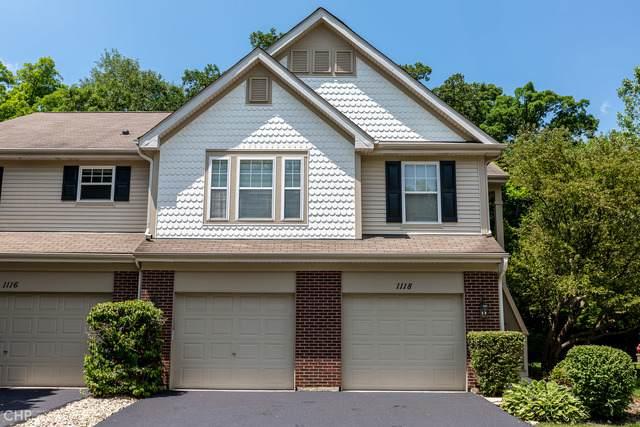 1118 N Oakwood Drive, Fox Lake, IL 60020 (MLS #10771007) :: Littlefield Group