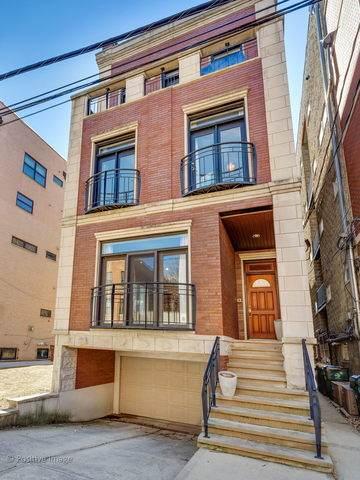 1655 W Ontario Street, Chicago, IL 60622 (MLS #10771041) :: John Lyons Real Estate