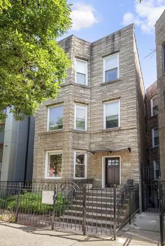 2727 W Evergreen Avenue #1, Chicago, IL 60622 (MLS #10771114) :: John Lyons Real Estate