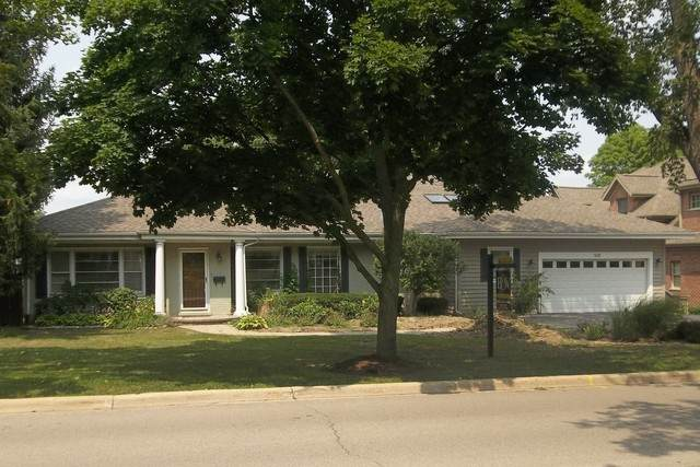 508 E Hillside Avenue, Barrington, IL 60010 (MLS #10771189) :: The Dena Furlow Team - Keller Williams Realty