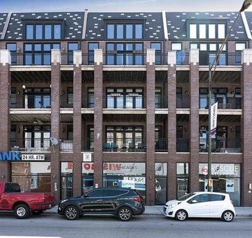 41 N Morgan Street #3, Chicago, IL 60607 (MLS #10771214) :: Littlefield Group