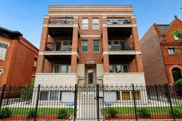 3945 S Ellis Avenue 2S, Chicago, IL 60653 (MLS #10771255) :: Angela Walker Homes Real Estate Group