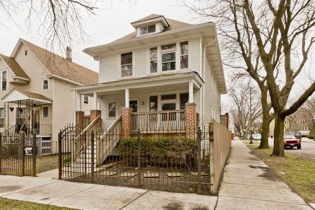 4556 N Bernard Street, Chicago, IL 60625 (MLS #10771288) :: Property Consultants Realty