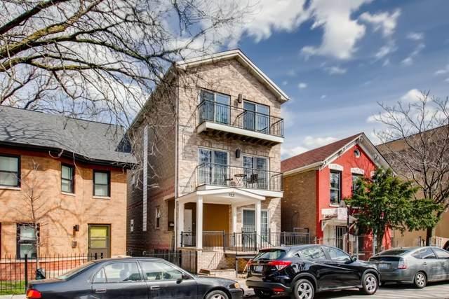 723 N Elizabeth Street #3, Chicago, IL 60622 (MLS #10771294) :: John Lyons Real Estate