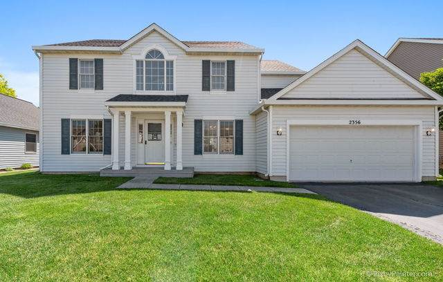 2356 Cottonwood Drive, Elgin, IL 60123 (MLS #10771329) :: Property Consultants Realty