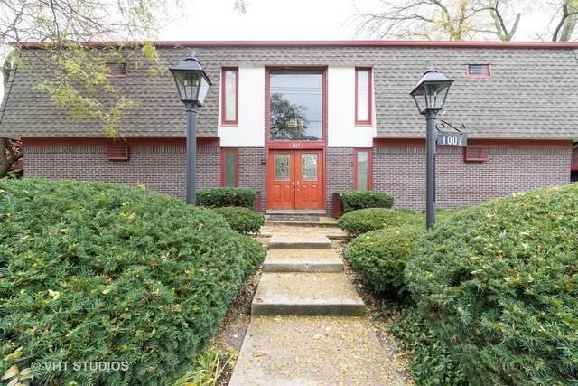 1007 Deerfield Road #226, Deerfield, IL 60015 (MLS #10771412) :: Angela Walker Homes Real Estate Group