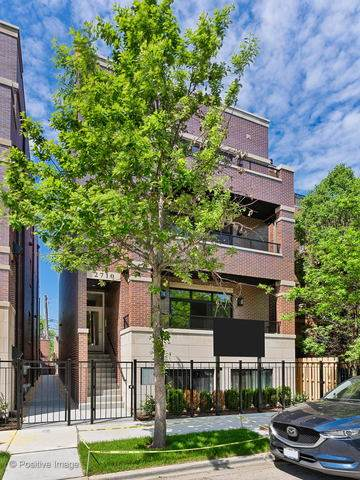 2710 W Montrose Avenue #3, Chicago, IL 60618 (MLS #10771498) :: Property Consultants Realty