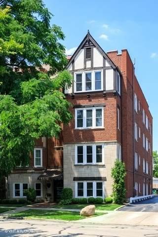307 W Harris Avenue 1A, La Grange, IL 60525 (MLS #10771505) :: The Wexler Group at Keller Williams Preferred Realty