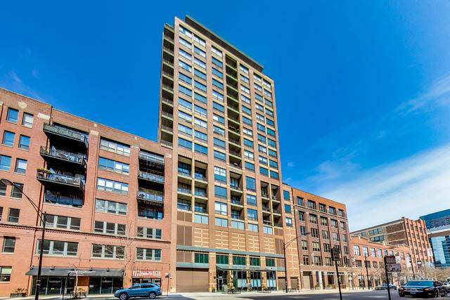 400 W Ontario Street #801, Chicago, IL 60654 (MLS #10771509) :: Angela Walker Homes Real Estate Group