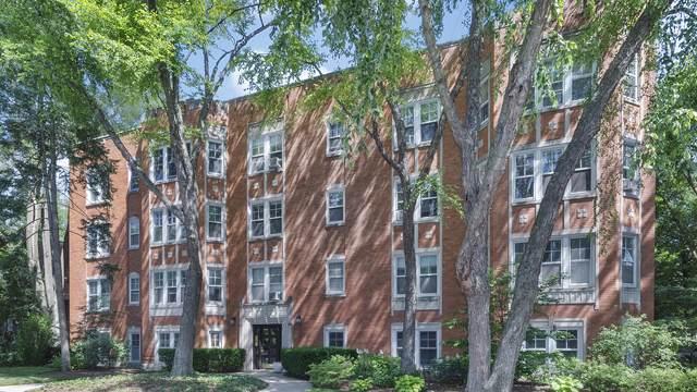 1907 Lincoln Street 2B, Evanston, IL 60201 (MLS #10771520) :: Ryan Dallas Real Estate
