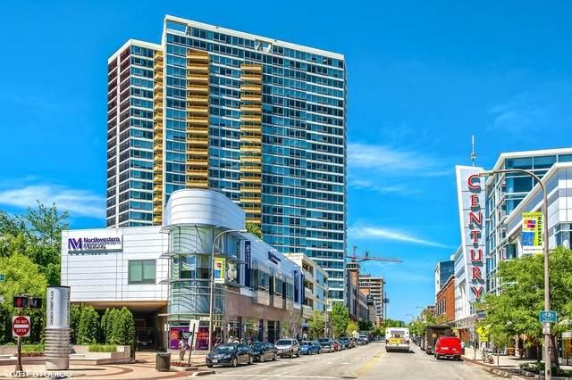 1720 Maple Avenue #160, Evanston, IL 60201 (MLS #10771526) :: Ryan Dallas Real Estate
