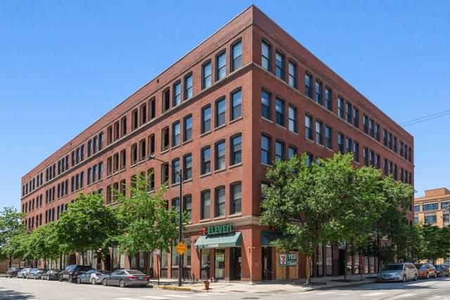 400 S Green Street #509, Chicago, IL 60607 (MLS #10771533) :: Ryan Dallas Real Estate