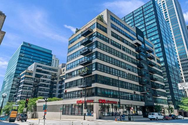 130 S Canal Street 9M, Chicago, IL 60606 (MLS #10771558) :: Ryan Dallas Real Estate