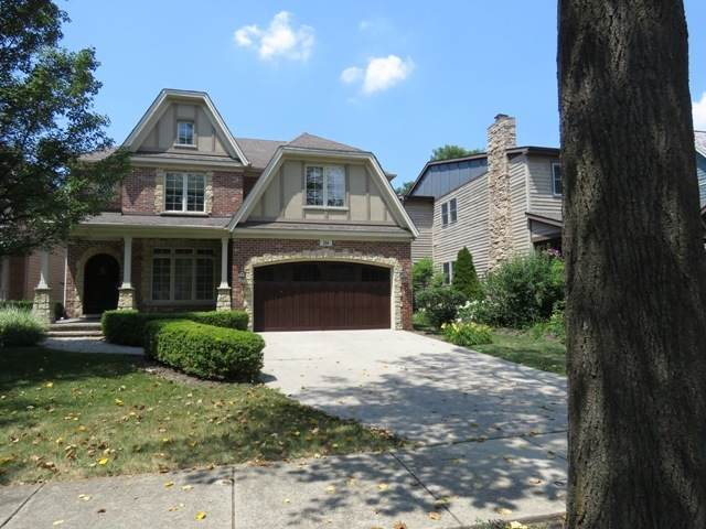 254 N Ridgeland Avenue, Elmhurst, IL 60126 (MLS #10771604) :: Ryan Dallas Real Estate