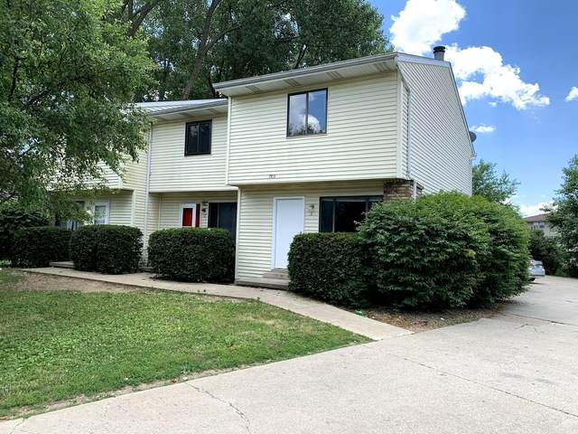 703 S Golfcrest Road #3, Normal, IL 61761 (MLS #10771610) :: The Spaniak Team