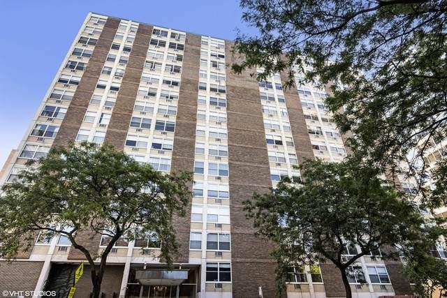 3033 N Sheridan Road #1502, Chicago, IL 60657 (MLS #10771657) :: John Lyons Real Estate
