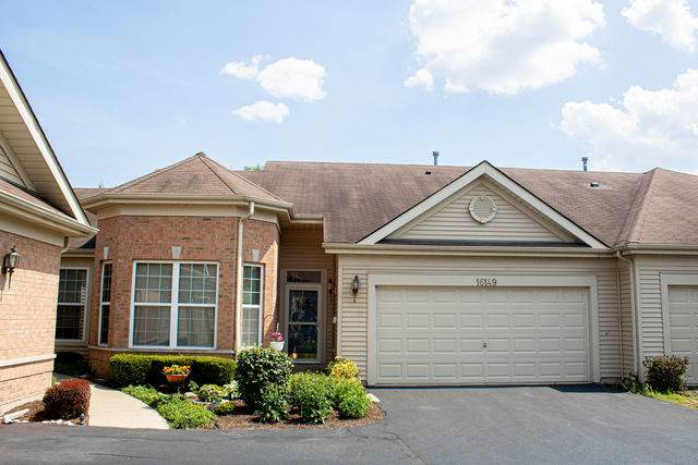 16149 Powder Horn Lake Way, Crest Hill, IL 60403 (MLS #10771682) :: Century 21 Affiliated