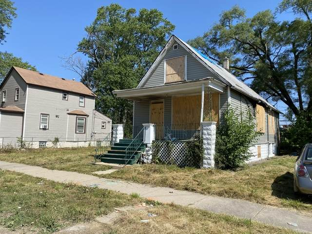 240 W 104th Street, Chicago, IL 60827 (MLS #10771699) :: Angela Walker Homes Real Estate Group