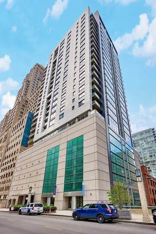 160 E Illinois Street #1402, Chicago, IL 60611 (MLS #10771750) :: Ryan Dallas Real Estate